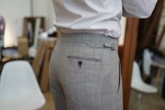 """""""Gentlemen, Side Adjusters or Belt loops? A ga lo rate high waist formal pants? Formal Trousers For Men, Formal Shirts For Men, Formal Pants, Men Trousers, Mens Dress Pants, Men Dress, Tailored Trousers, Floral Shirt Outfit, Polo Shirt Outfits"""