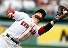 Dustin Pedroia, Boston Red Sox