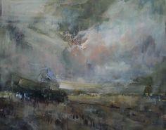 Studio - Simon Addyman | Landscape Artist