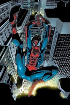 The Amazing Spider-Man by John Romita Jr