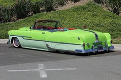 1953 Pontiac Convertible ★。☆。JpM ENTERTAINMENT ☆。★。