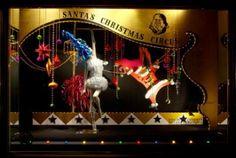 Windows display | MItsukoshi / Holiday 06 | Tokio