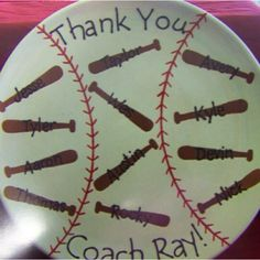 coach gift idea | Softball | Pinterest | Softball gifts, Softball ...