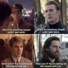 Marvel franchise has been producing the best and most viewed movies worldwide for quite long they multiple movies series here we have collected some of the top and funniest marvel memes from all random marvel movies that will surely crack you up Best M Marvel Avengers, Avengers Memes, Marvel Heroes, Marvel Quotes, Funny Marvel Memes, Dc Memes, Bucky Barnes, Marvel Films, Disney Marvel
