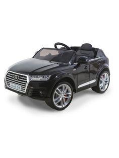 simron Audi Quattro SUV Elektro Kinderauto Kinderfahrzeug Ride-On Kinder Elektroauto schwarz Audi Q7 Quattro, Carrera S, Audi A5, Ride On Toys, Electric Car, Mercedes Benz, Automobile