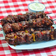 Good Indian spiced marinade for chicken/turkey!