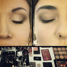 #makeup #training @ Pop Make Up Academy in #rome ♥ born to be a #makeup #coach