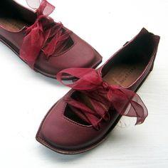 PUCK Handmade Shoes via Fairysteps - Shoes