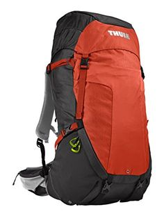 Thule Mens Capstone Hiking Pack Dark ShadowRoarange 40Liter ** Learn more by visiting the image link.(This is an Amazon affiliate link and I receive a commission for the sales)