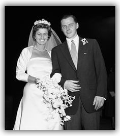 On May 19, 1956, Jean Kennedy married Stephen Edward Smith in a small chapel of St. Patrick's Cathedral in New York City. Jean gave birth to two sons, attorney Stephen Edward Smith, Jr. (b. 1957) and physician William Kennedy Smith (b. 1960). The couple also adopted two daughters, Amanda Mary Smith (b. 1967) and Kym Maria Smith (b. 1972). Jean and her husband were present at The Ambassador Hotel in LA on June 5, 1968, when her brother Bobby was assassinated.