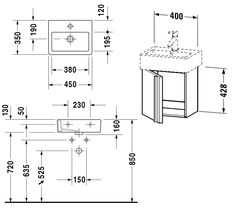 Technical drawing QS-V4299 / VE6271L1818