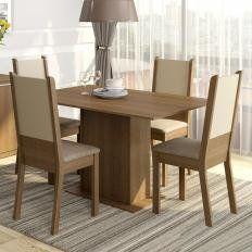 Magazine Omundodossonho Wood Chargers, Dining Chairs, Dining Table, Furniture, Home Decor, Pedestal, Base, Magazine, Products