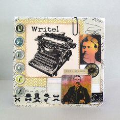 card - maskuline - write - men - qwertz