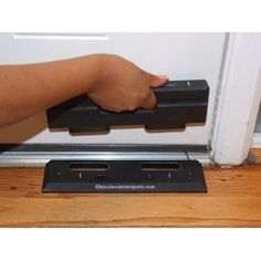 Security Door Brace / Door Brace. Stops Home Invasions & Burglars. The OnGARD Door Brace Withstands up to 1775 Lbs of Violent Force. Tested & Certified By Global Security Experts. $88.00
