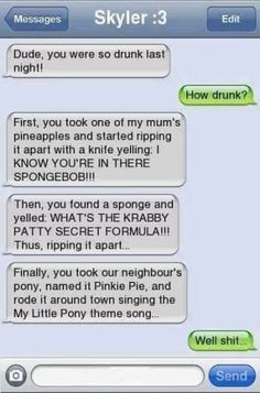 Stupid Texts, Funny Drunk Texts, Funny Sms, Funny Texts Jokes, Text Jokes, Funny Text Fails, Drunk Humor, Cute Texts, Funny Messages
