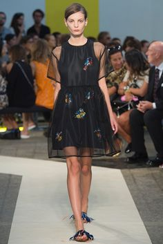 MSGM Spring 2015 Ready-to-Wear Collection Photos - Vogue