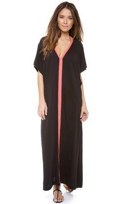 54ffb25db3d ONE by Pitusa Clothing Inca Abaya Dress Bikini Cover Up