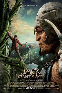 """Assisti """"Jack the Giant Slayer (2013)"""". Médio - . Boa diversão para ver com o Leo. Não é muito violento e os gigantes ficaram legais. Mas a história é bem fraquinha."""