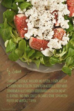 Applewood House Feigen-Schafskäse-Salat