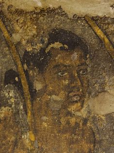 """Restored paintings on the Ajanta cave walls in Maharashtra, western India are, according to author and writer, William Dalrymple, """"possibly the finest surviving picture galleries from the ancient world."""""""
