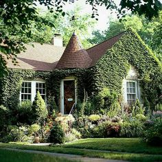 MY IVY GREEN COTTAGE