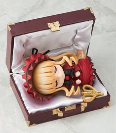 Rozen Maiden Nendoroid Shinku: Rozen Maiden Set