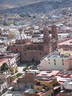 Zacatecas, Mexico. @stevehamburger wanna go there? I'll take you