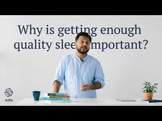 What can you do to sleep better tonight? – Ada Sleep Better, Rest, Nutrition, Canning, Night, Health, Food, Health Care, Essen