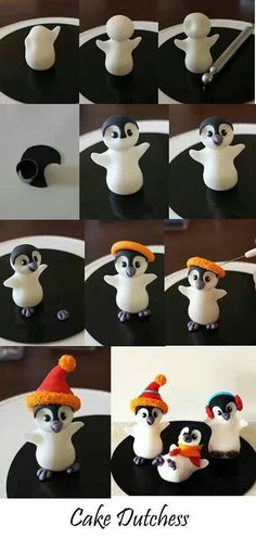 Penguin Picture Tutorial: