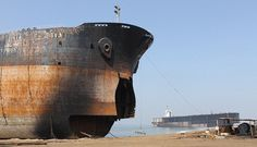 Ship-breaking-yard