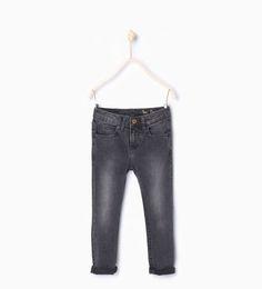 Pantalón slim-Jeans-Niño-Niños | 4-14 años-NIÑOS | ZARA España