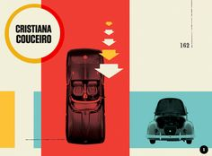 The Illustrations and Collages of Cristiana Couceiro - Image 21 Print Layout, Layout Design, Book Design, Web Design, Cristiana Couceiro, Collages, Retro Vintage, Ui Design Inspiration, Daily Inspiration