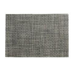 "Kraftware Woven Vinyl Placemat - 12"" x 18""/Set of 12 -"