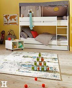 New Hoch hinaus mit dem Etagenbett f rs Kinderzimmer kinderzimmer etagenbett hochbett