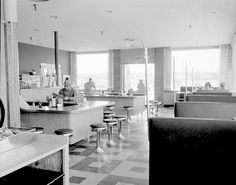 The Wharf Restaurant, 1952 by Seattle Municipal Archives, via Flickr