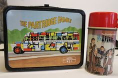 The Partridge Family lunch box 1973