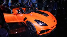 755-HP Chevrolet Corvette ZR1 Convertible Moving As Fast As The Coupe
