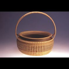 Basketry & Chair Caning Bamboo Box Weave Handcraft Basketry Wood Natural Trinket Vintage Thai Handmade Products Are Sold Without Limitations