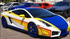 CHRIS BROWN CARS