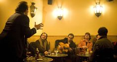 A hybrid of Arab, Jewish, Gypsy and Andalusian musical and dance influences that…