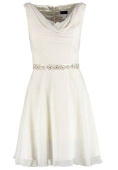 Cocktailkleid / festliches Kleid - light beige