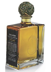 Deleón Extra Añejo Tequila, $349.00 #holiday #gifts #1877spirits