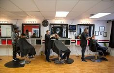 Men's haircuts: Young barbers are repositioning the barber shop, mixing old camaraderie with up-to-the-social-media styles