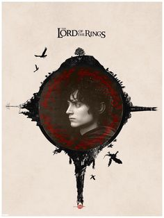 Frodo Baggins, the Lord of the Rings