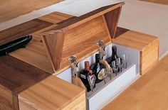 small home bar designs and mini bars for small rooms