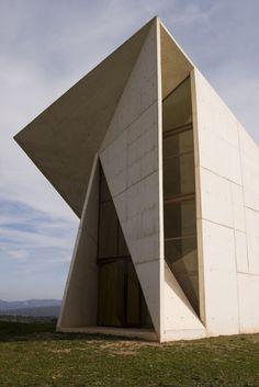 La Capilla de Valleaceron (Ciudad Real), de Juan Carlos Sancho Osinaga y Sol Madridejos | A-Cero blog – Joaquín Torres Architects