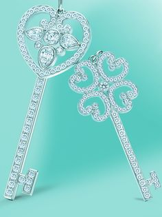 You have the key to my heart!