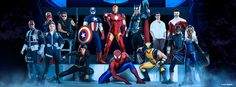 Mom Among Chaos: Marvel Universe LIVE! Giveaway