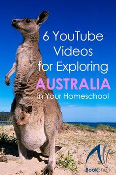 australia unit study for kids