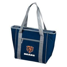 Chicago Bears NFL 30 Can Cooler Tote